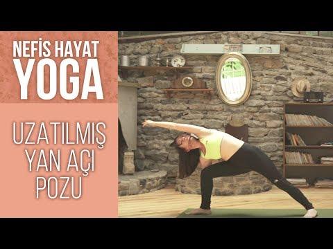 UTTHITA PARSVAKONASANA | Karpal Tünel Sendromu ve Siyatik İçin Faydalı Duruş | Gözde İle Yoga