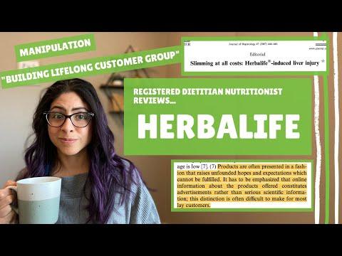 herbalife visszér