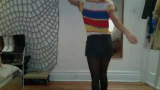 Dancing to (Airliner - Clockwork Creep)