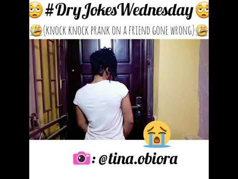 Dry Jokes Wednesday