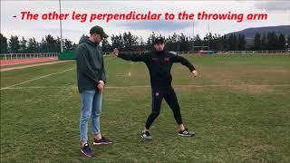 5 Advices to throw a javelin