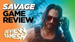 Cyberpunk 2077 Game Review I Review Ramesh