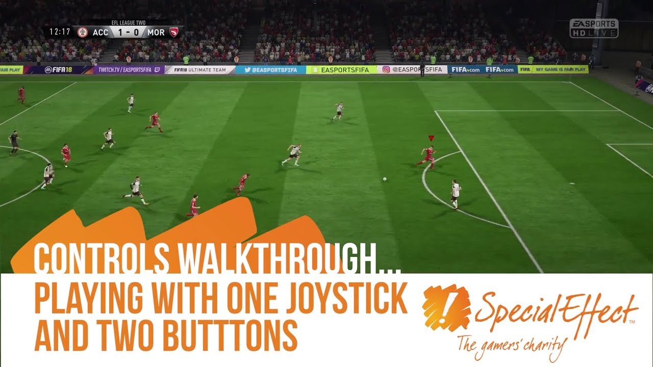 video placeholder for Playing with One Joystick and Two Buttons | Controls Walkthrough
