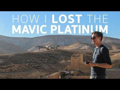How I lost my DJI Mavic Pro Drone in Israel   Travel Vlog