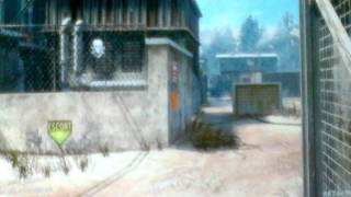 CALL OF DUTY BLACK OPS capturE the flag N scores Marshall N soansie 007-