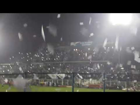 """""""Recibimiento histórico de Atlético contra Independiente 22/08/2017"""" Barra: La Inimitable • Club: Atlético Tucumán"""