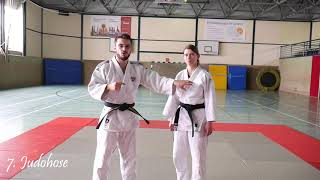 Judo || Der regelkonforme Judogi