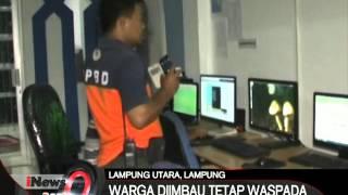 Gempa Yang Mengguncang Mentawai Juga Dirasakan Di Lampung  INews Pagi 03/03
