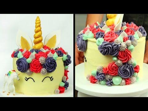 Unicorn Cake  Barbie Cake And Many More | Hoopla Recipes