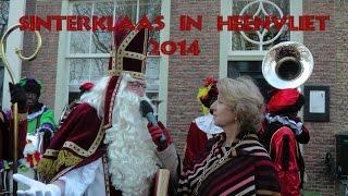 Sinterklaas In Heenvliet 2014
