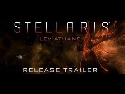 Stellaris: Leviathans Release Trailer thumbnail