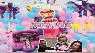 AVAS CANDY LAND PARTY!!!! (EMOTIONAL)