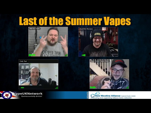 Last of the Summer Vapes - Live vaping and vape related chat, news, reviews and fun - 3/4/2018