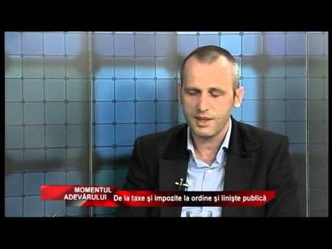 Emisiunea Momentul Adevărului – Marius Vișan – 20 aprilie 2015