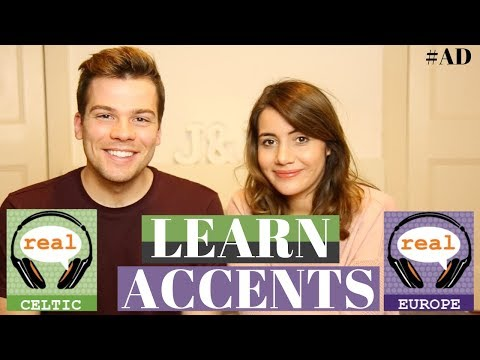 How To Learn A New Accent FAST! - YouTube