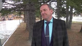 И.о. главы города Свободный об обрушении моста