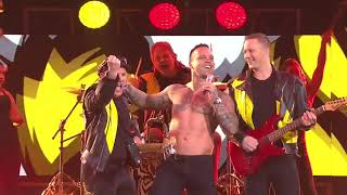 2017 Player Revue   AFL Grand Final Footy Show 2017