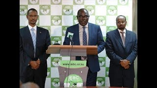 IEBC Commissioners to be swept by the same Referendum they will preside over