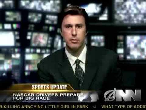 Taktika závodů NASCAR prozrazena