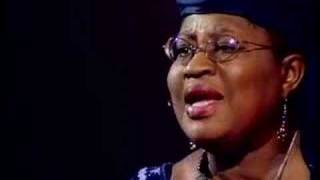 Ngozi Okonjo-Iweala: Let's have a deeper discussion on aid