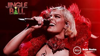 [HD] Bebe Rexha - Live at iHeartRadio Jingle Ball 2018 in New York