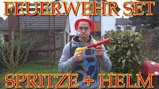 """""""FEUERWEHR SET FÜR KIDS"""" -Vorstellung"""
