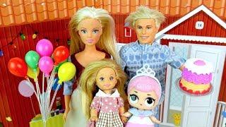 КУКЛА ЛОЛ ДЛЯ БЕДНОЙ МАШИ Мультик #Барби Игрушки Куклы LOL Катя Школа