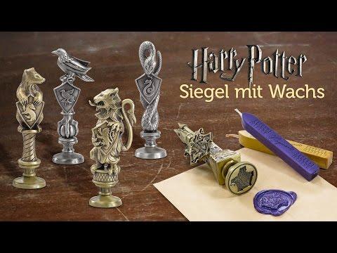 Harry Potter: Hogwarts-Wachssiegel