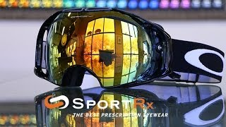 Oakley Airbrake XL Snow Goggle (Asian Fit)