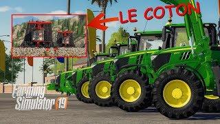 Farming Simulator 19; on joue avec les nouveautés de cette opus..