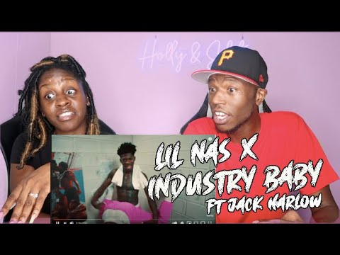 Lil Nas X, Jack Harlow - INDUSTRY BABY (Official Video)   REACTION