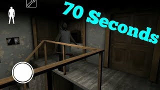 Granny(Horror Game)70 Seconds