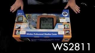 WS-2811U-IT Wireless Weather Station