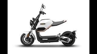 Rooder big wheel electric scooter R804-C1 - Самые лучшие видео