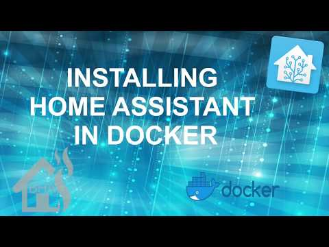 Installing Home Assistant in Docker! - BurnsHA