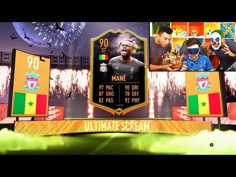 TRICK OR TREAT DISCARD CHALLENGE!!! My BEST Fifa 20 PACK EVER