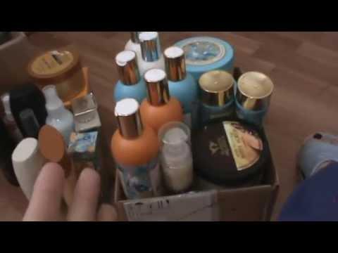 Мои запасы (Часть 2) для волос и израильская косметика