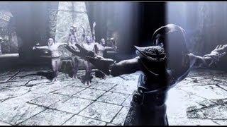 Skyrim: Dragonborn show your sexy voice