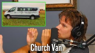 Anything Can Happen In a Van | TPW Clip