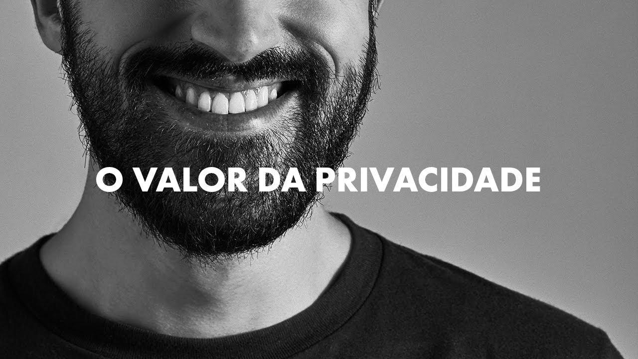 QUAL É O VALOR DA PRIVACIDADE? por JACQUES MEIR | IDENTIDADES