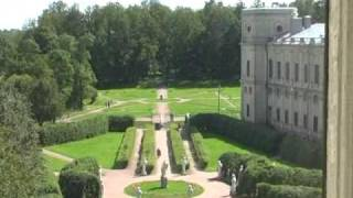 The Gatcina Palace - Дворец в городе Гатчина