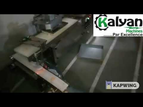 Automatic Peda Making Machine