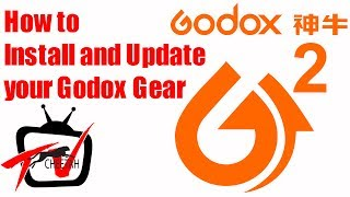 Godox G2 Software and Firmware  update instructions for Windows