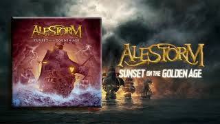 Alestorm - Drink [Sunset On The Golden Age]
