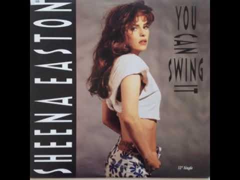 Sheena Easton - You Can Swing It (Swingstrumental)