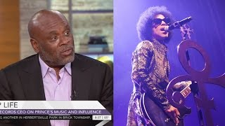 L.A. Reid Recalls Haunting Conversation With Prince: He Said 'The Elevator Is The Devil'