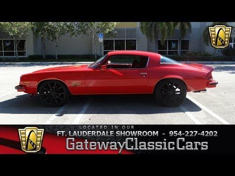 Video of '77 Camaro - MAC3