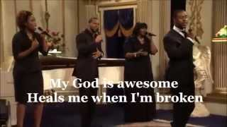 My God is Awesome (Charles Jenkins)