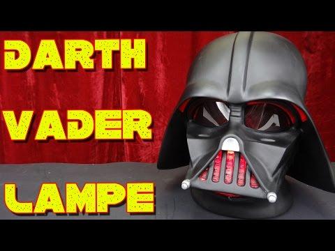 """""""STAR WARS DARTH VADER LAMPE"""" -Vorstellung"""