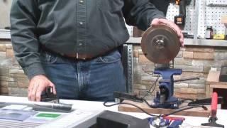 Treadmill Motor Testing